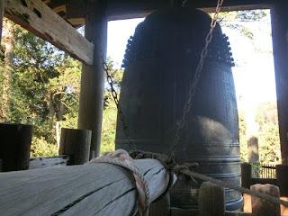 円覚寺の銅鐘
