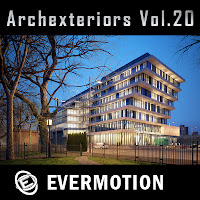 Evermotion Archexteriors vol.20 室外3D模型第20季下載