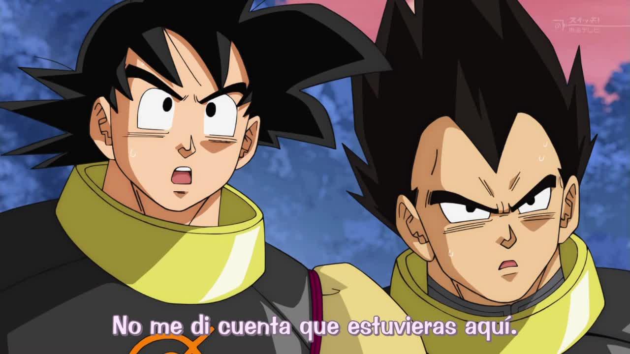 Ver Dragon Ball Super Saga del Torneo Universal de Champa - Capítulo 28