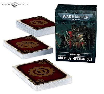 Datacards Adetus Mechanicus