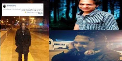 محمد حسن ضحية حادث كوبري ستانلي