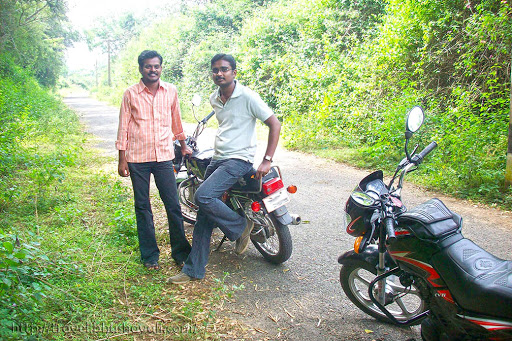 Parappalaru Dam Dindigul biking trip