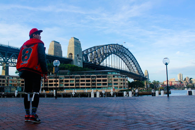 Sydney Harbour Bridge @ Sydney City (CBD), New South Wales, Australia 悉尼大桥 澳洲澳大利亞 新南威尔士州