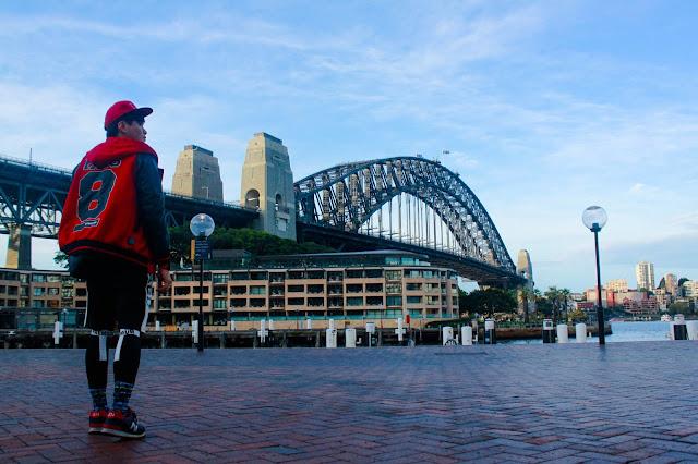 Sydney Harbour Bridge @ Sydney City (CBD), New South Wales, Australia 悉尼大桥 澳洲澳大利亞 新南威尔士州