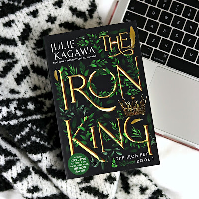 The Iron King Book Review Julie Kagawa