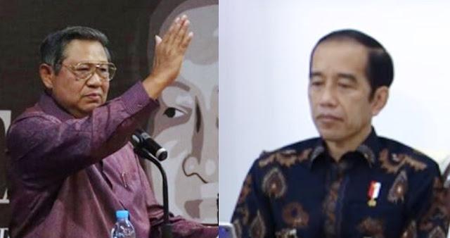 Geram Dituding Sebagai Dalang Demo, SBY ke Jokowi: Saya Sakit Hati Pak, Bapak Suatu Saat Juga Akan Seperti Saya, Kembali ke Masyarakat!