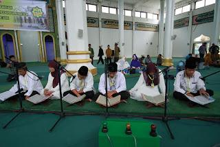MTQ Keluarga di Aceh Tengah Masuki Putaran Final