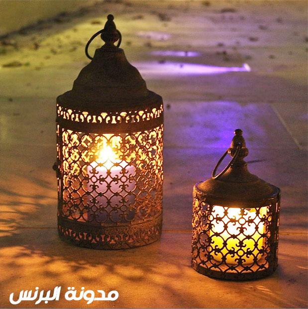 اجمل فوانيس رمضان فيس بوك