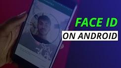 Face ID no Android tem desvantagem de dois anos em relação ao iPhone