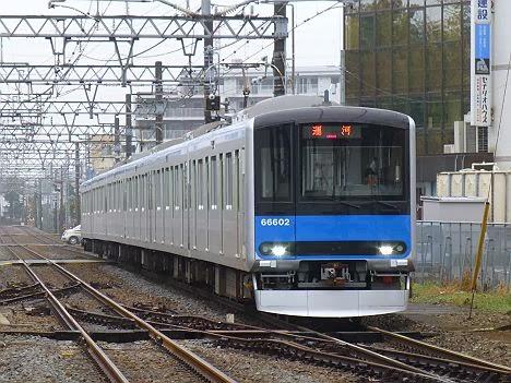 東武野田線 運河行き 60000系