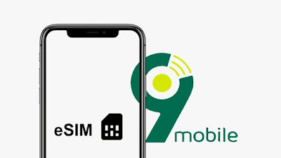 Users to get 7GB Free Data on Activation as 9mobile Unveils eSIM, 9mobile Launches eSIM, Get Free 7GB Data When You Activate it