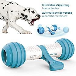 Spielknochen Hundespielzeug automatisch