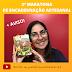 MARATONA DE  ENCADERNAÇÃO ARTESANAL & AVISO (BOOKBINDING MARATHON & announcement)