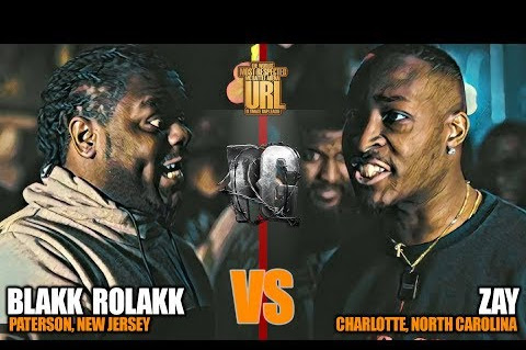 PG Battle: Zay VS Blakk Rollakk