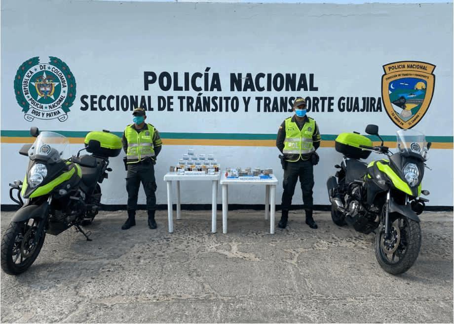 https://www.notasrosas.com/Seccional de Tránsito y Transporte entrega resultados de operativos en La Guajira