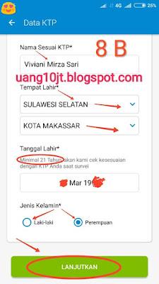 Pinjaman Tunaiku Kode Agen uang10jt Pinjaman uang Bandung