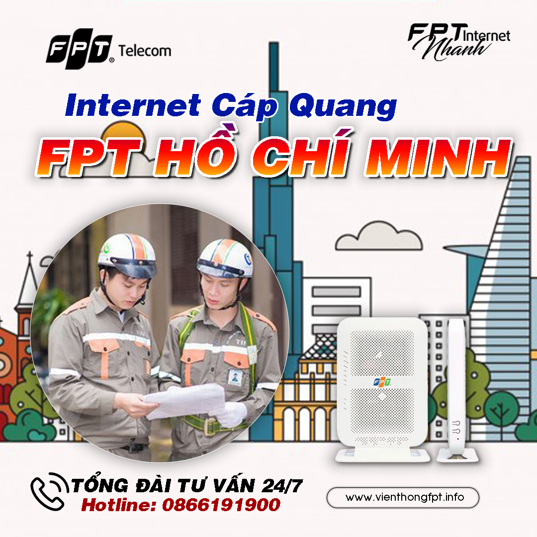 Đăng ký Internet FPT tại TPHCM