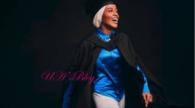 I can't wait for another project, says Hanan Buhari