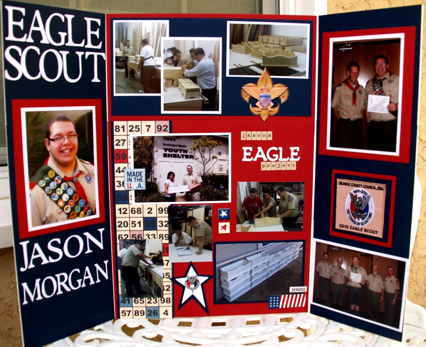 K E Morgan Designs Jason S Eagle Court Of Honor