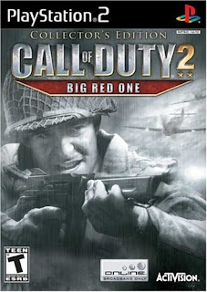 Download Call of Duty 2 - Big Red One PS2 ISO