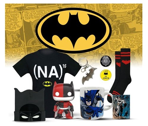 Top 15 Things on my Batman Wishlist Batman dc comics hero mystery box
