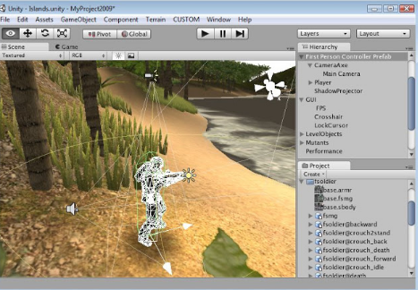 Mengenal Perkembangan Teknologi Game Online