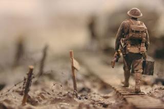 War - Photo by Stijn Swinnen on Unsplash