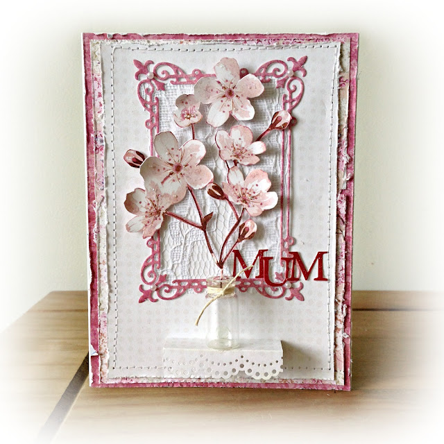 mothers day card tracee provis bo bunny secret garden 01