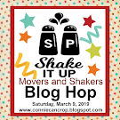 Shaker and Mover Blog Hop