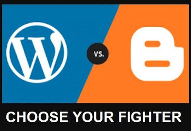 Bagusan nge-Blog di Blogspot atau Wordpress?
