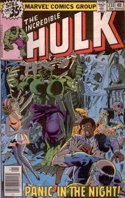 Incredible Hulk #231