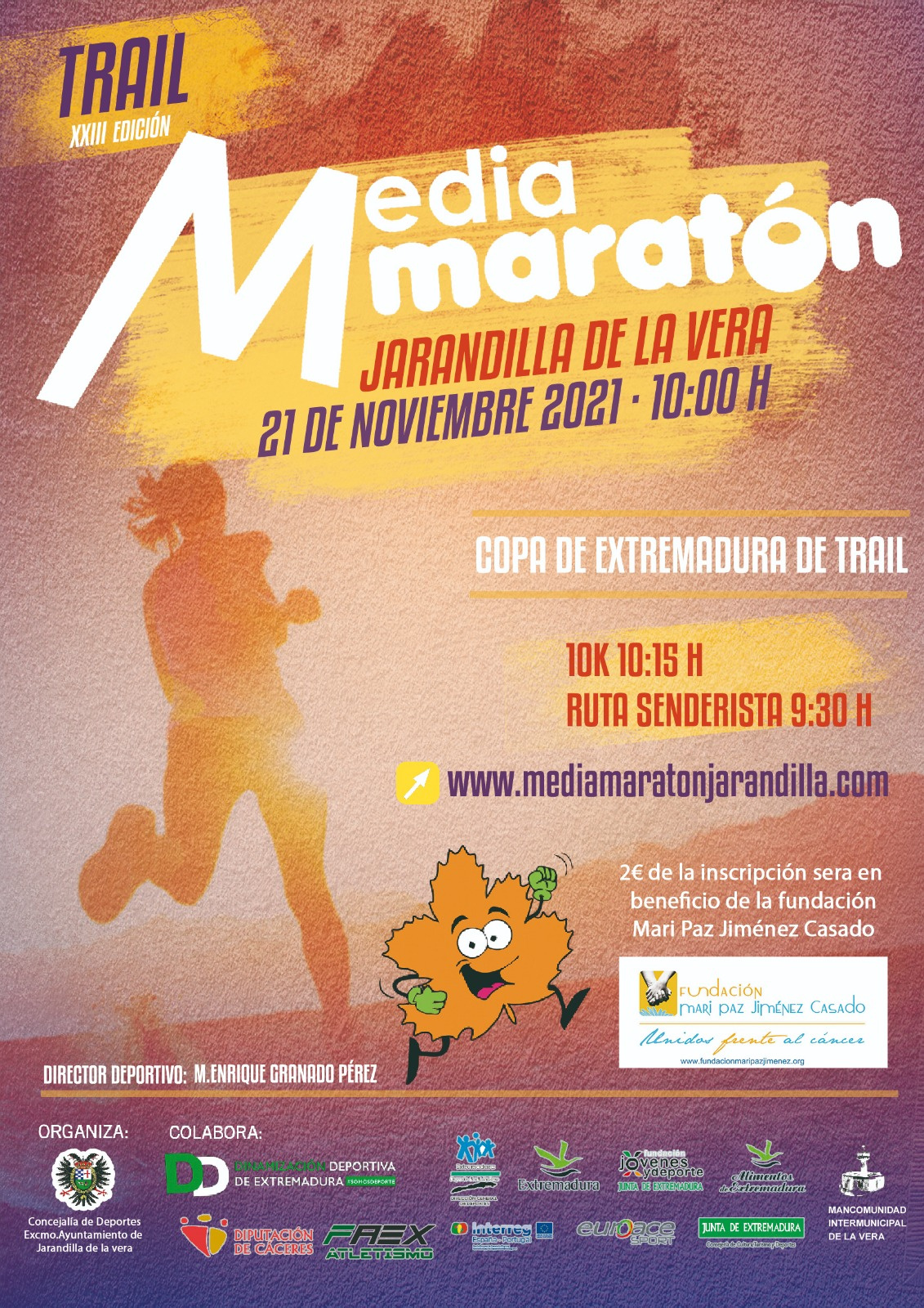 "XXIII Media Maratón ""Villa de Jarandilla"""