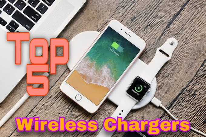 Top 5 Wireless Charger In 2021 For Samsung, Mi, Realme, Vivo Fast Charging Wireless Charger