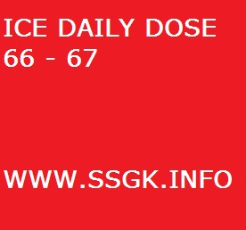 ICE DAILY DOSE 66 - 67