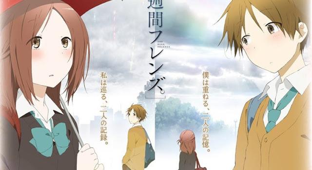 Isshuukan Friends (Episode 01 - 12) Batch Subtitle Indonesia