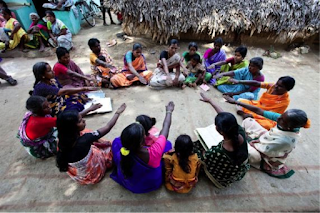 Government aids SHGs to Empower Women