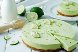 Lemon Advocado Cheese Cake Recipe