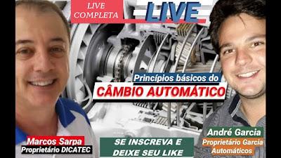 transmissão automatica