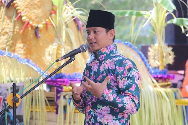 Gus Ipin Minta Masyarakat Pesisir Watulimo Siap-siap Menyambut Era Baru