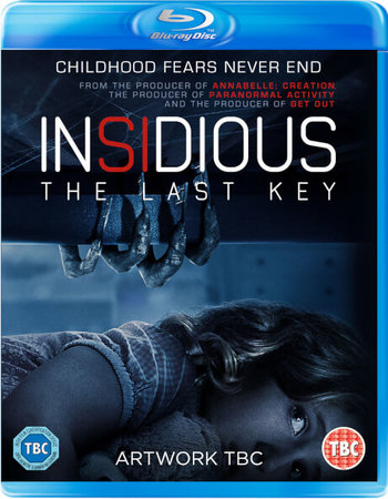Insidious The Last Key BluRay 480p