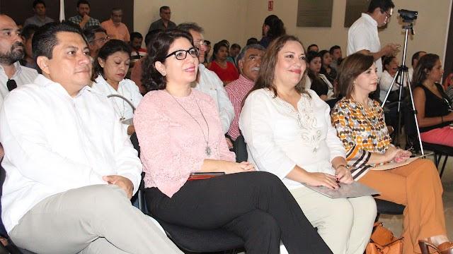 Difunden prácticas de gobierno abierto entre funcionarios yucatecos