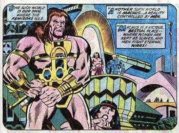 Fantastic Four 151-ThundraLightning-Mahkizmo