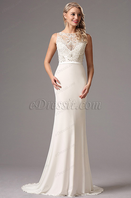 http://www.edressit.com/sleeveless-beaded-bodice-white-formal-dress-wedding-dress-01160607-_p4516.html