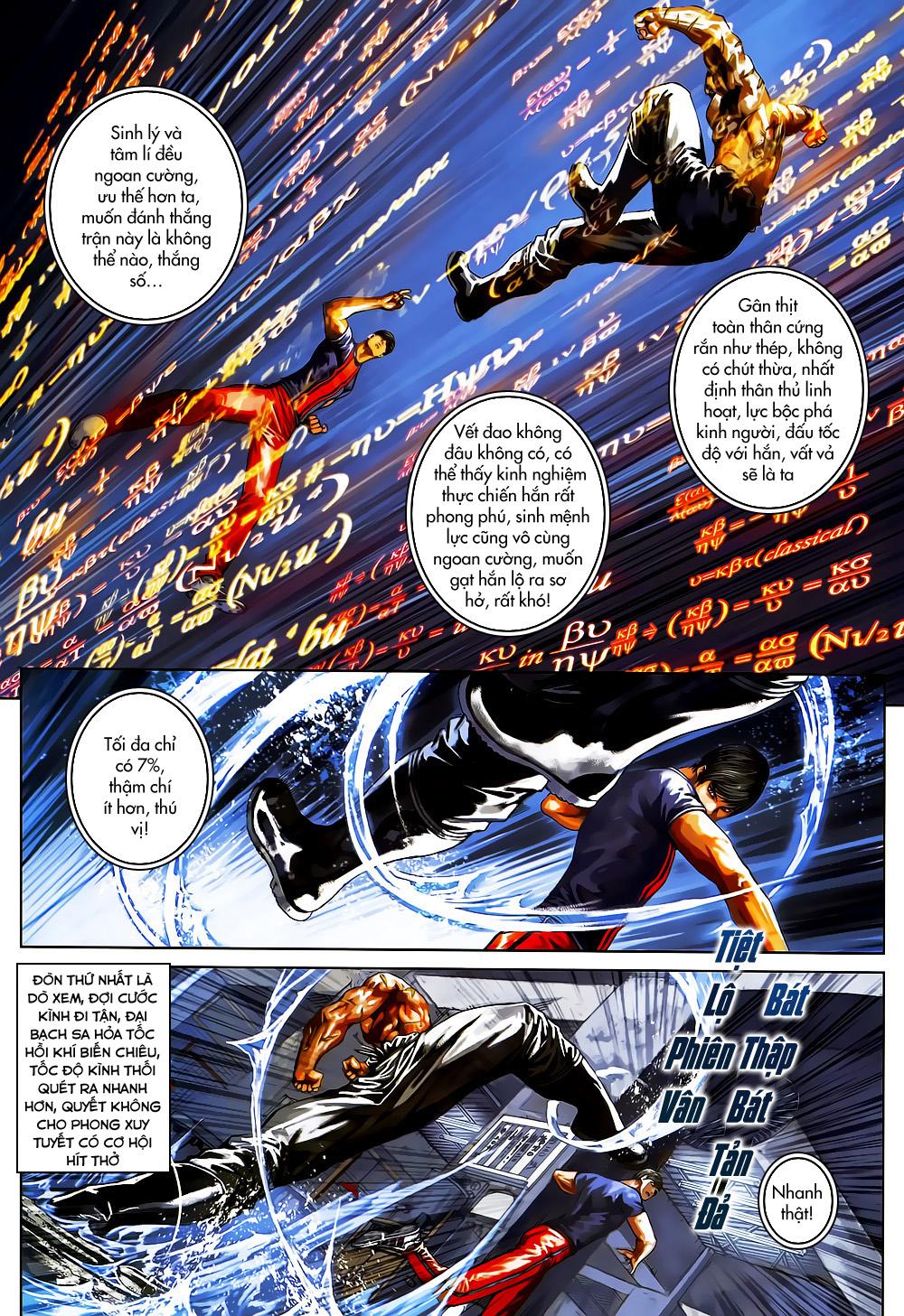 Quyền Đạo chapter 5 trang 25