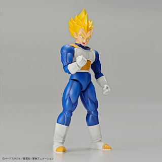 Figure-Rise Standard de Dragon Ball Z exclusivas para el 25 Manga Barcelona.