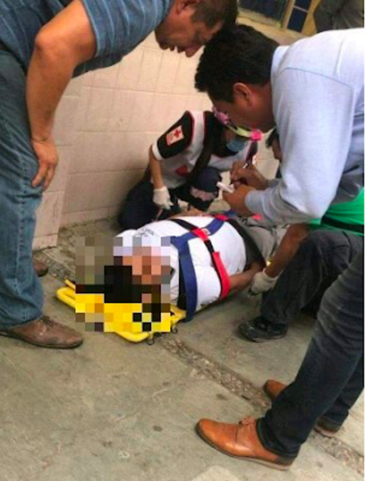 Ataque armado en preparatoria de Tamaulipas deje cinco heridos