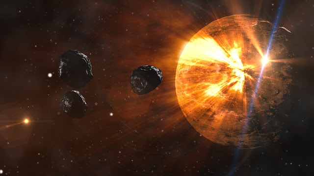 The Search For Asteroids!