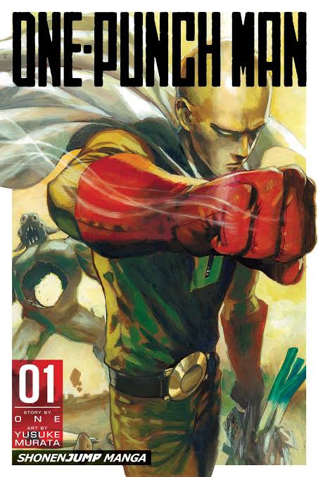 One Punch Man bahasa indonesia
