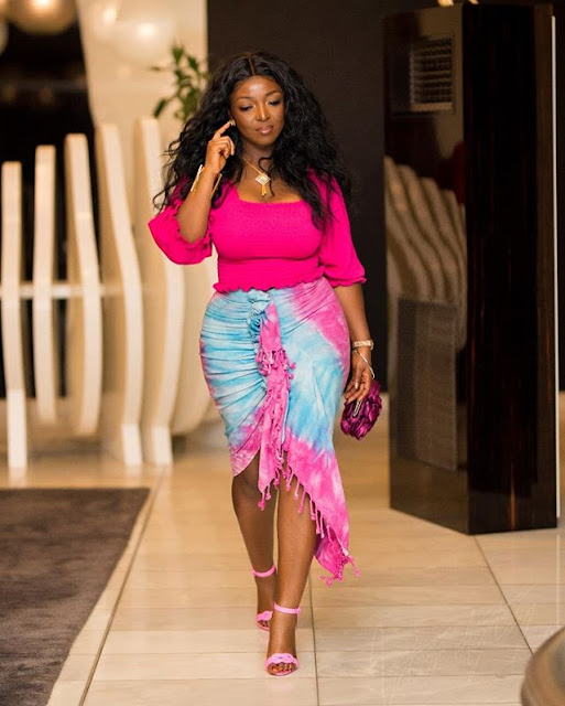 Yvonne Okoro Photos