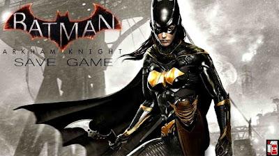 batman arkham knight save game